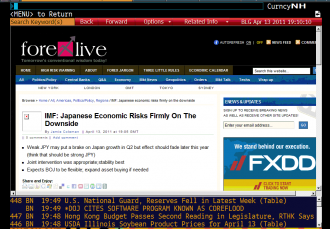 Forex bloomberg live