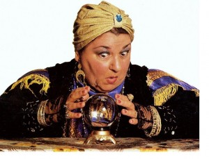 gypsy crystal ball