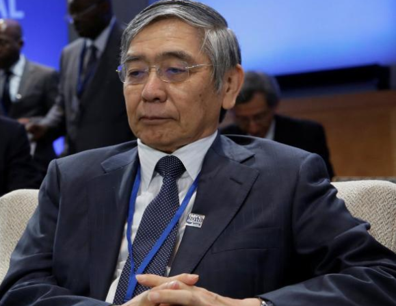 Kuroda: BOJ to keep monetary easing program