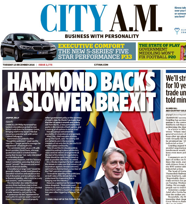 City am forex