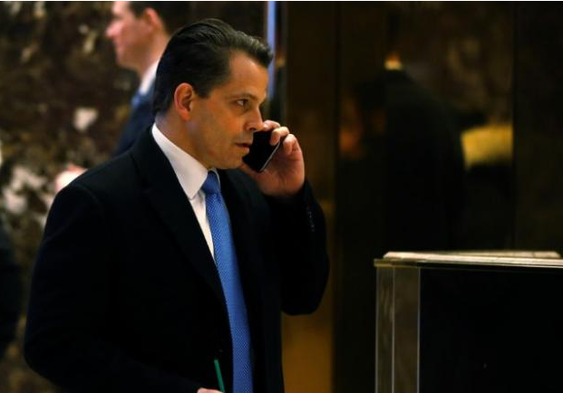 Scaramucci Sells SkyBridge After Appointment as Trump Aide