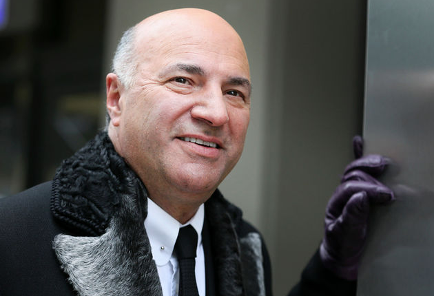 Kevin O'Leary Drops Out of Leadership Race