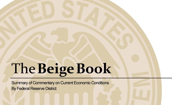 Fed Reports Tight Labor Markets but Modest Wage Gains in Beige Book