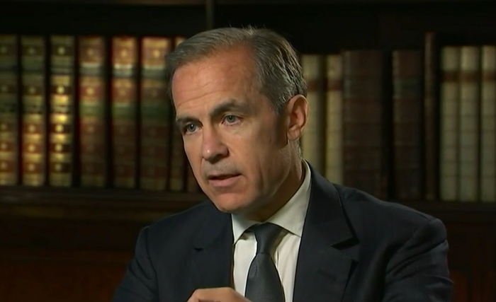 BOE's Carney says Brexit transition deal is in everyone's interest
