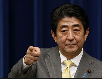 Japan's Abe says reaching outline agreement on TPP was great step forward