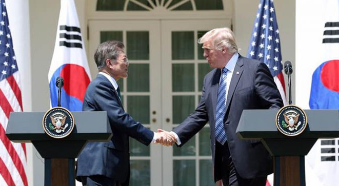 S. Korea, US reach deal 'in principle' on FTA, steel tariffs