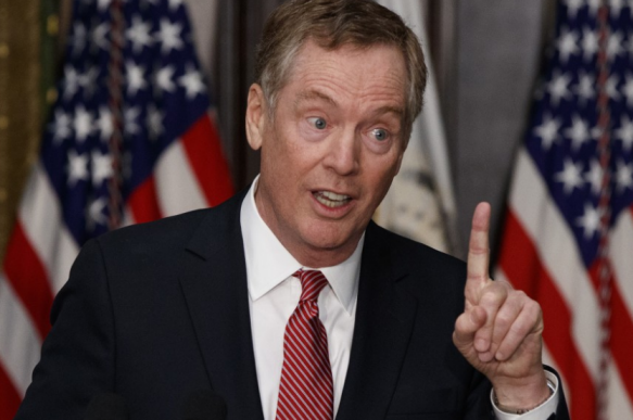 Robert Lighthizer hopeful of NAFTA deal in principle in 'next little bit'