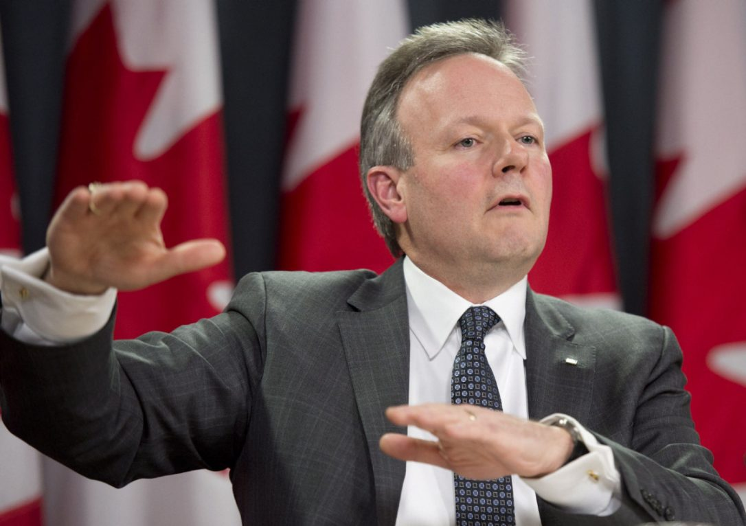 Bank Of Canada Key Interest Rate Held At 1.25%