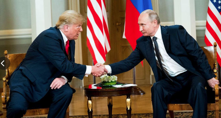 Five Questions on the Trump-Putin summit