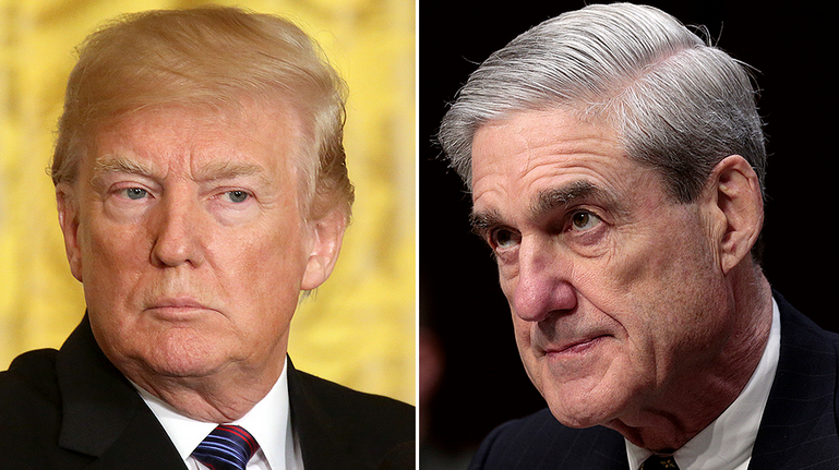 Mueller reiterates indicting Trump was 'not an option'