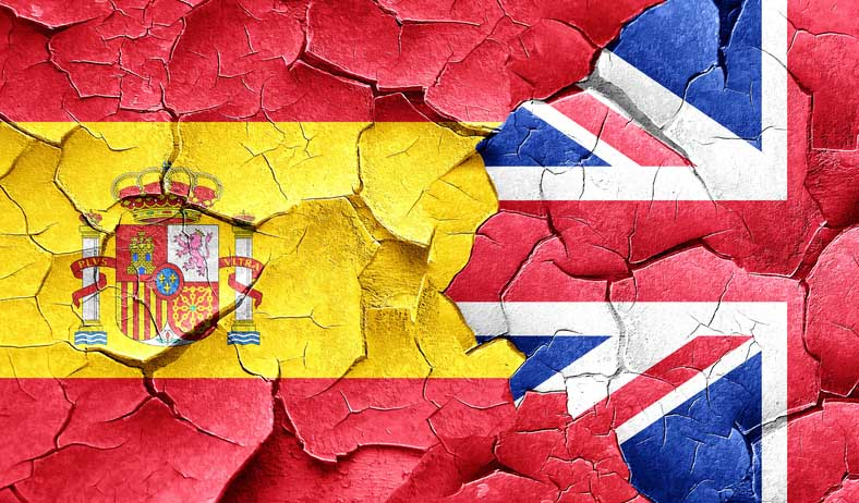 Spain threatens Brexit deal over Gibraltar