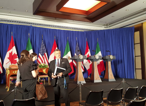 US, Canada, Mexico continue brinkmanship on trade deal