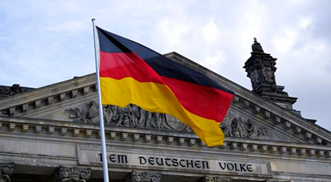German economic growth slowest for five years