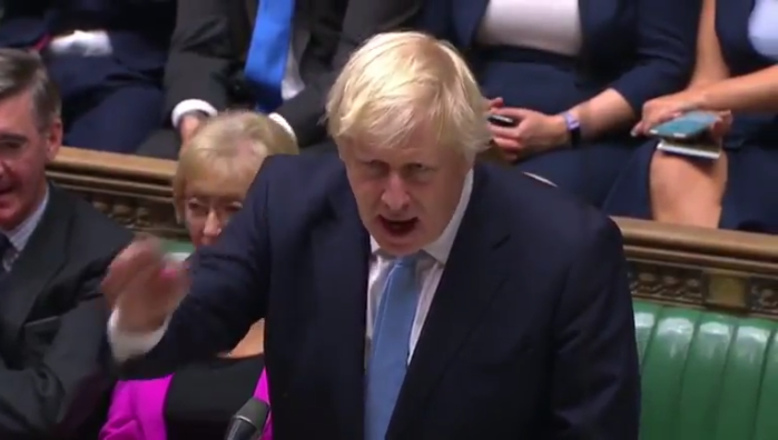 Parliament votes down Johnson's SECOND motion to force snap United Kingdom  elections