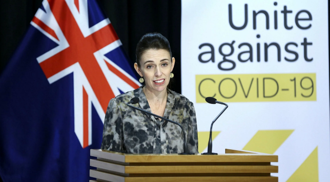 New Zealand PM: No open borders for 'a long time'