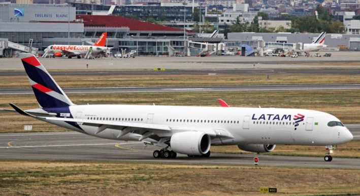 Latin America's largest airline LATAM files for USA bankruptcy protection