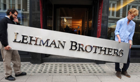 Lehman brothers collapse anniversary