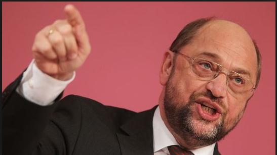 EU Parliament President Schulz to Quit, May Challenge Merkel