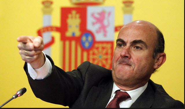 Spain Proposes Luis De Guindos As Candidate For Ecb Vice President Post