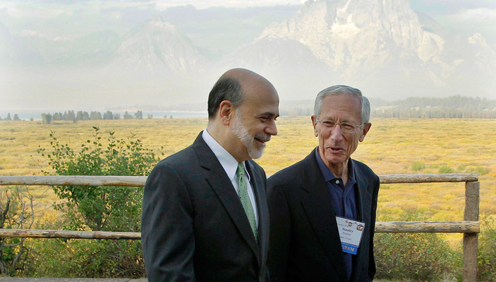 The Jackson Hole symposium will be a subdued affair … no all night drinking sessions amongst the various central bank heads, unless they do so via Zoom!