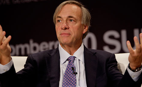 Ray Dalio is founder of the massively successful hedge fund Bridgewater Associates.