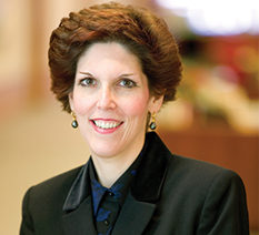 Loretta Mester, President and CEO of the Federal Reserve Bank of Cleveland