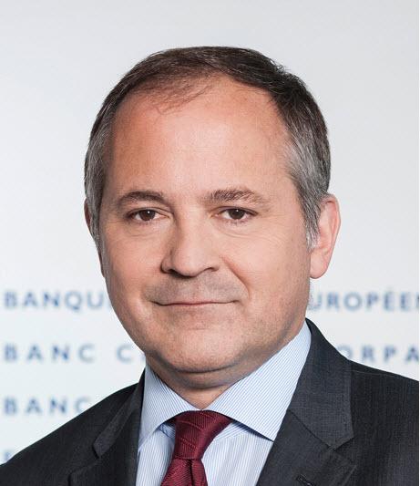 European Central Bank's Benoît Cœuré