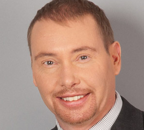 Gundlach's regular conference call - he says weakness showing up in the indicators