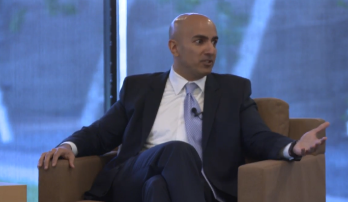 The Feds Issue Guidance On Meeting >> Fed S Kashkari Argues For Rate Cut And Use Of Forward