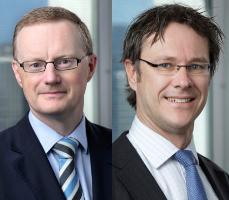 RBA's Debelle says can see the impact of the lower AUD  on parts of the economy