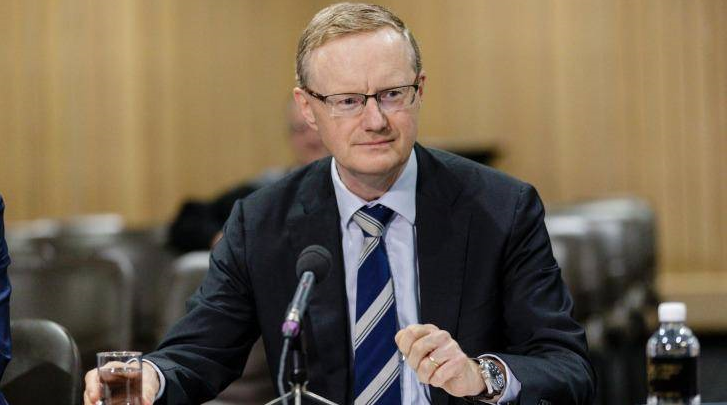 Comments by RBA governor, Philip Lowe, in Sydney