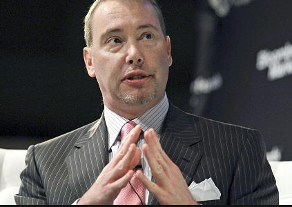 Gundlach is a founder of DoubleLine Capital. Quite a clever chap indeed.