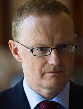 A piece on RBA Gov Lowe coming up in Australian press on Saturday: