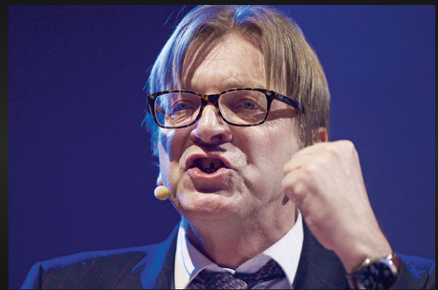 EU's Verhofstadt says UK must accept it faces divorce bill