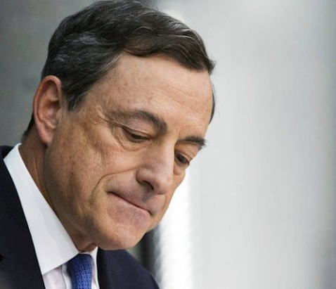 The President of theEuropean Central Bank President Mario Draghi spoke over the weekend.