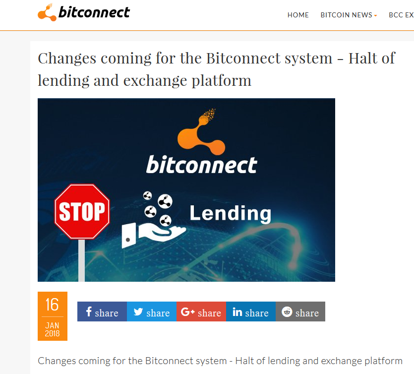 Cryptocurrency Like Bitconnect Nys Restrictions On Crypto Currency