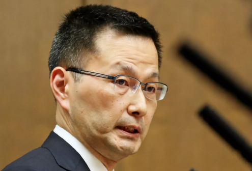 Bank of Japandeputy governor Wakatabe & BOJ think tank head Sekine writing in today's Nikkei: