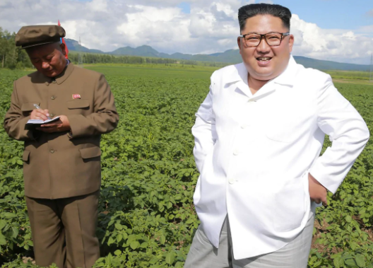 North Korea's Kim Jong Un presided over a politburo meeting (in other words he is not dead)