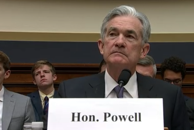 Powell will deliver part 1 of Humphrey Hawkins in the Senate