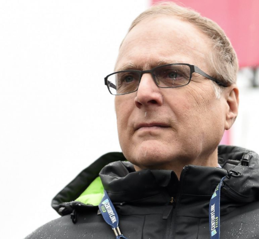 Seahawks, Trail Blazers owner Paul Allen dies