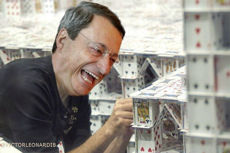 Heads up: ECB president Mario Draghi due to speak later in the session