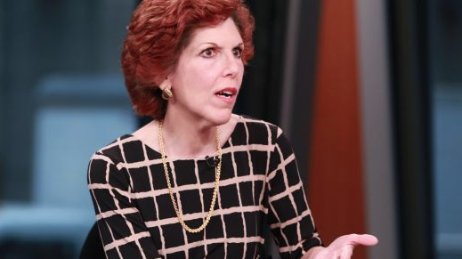 Loretta Mester, President and Chief Executive Officer of the Federal Reserve Bank of Cleveland speaking: