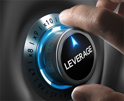 Leverage lock