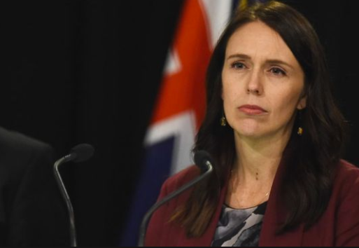 Ardern was speaking to the China Business Summit in Auckland on Monday