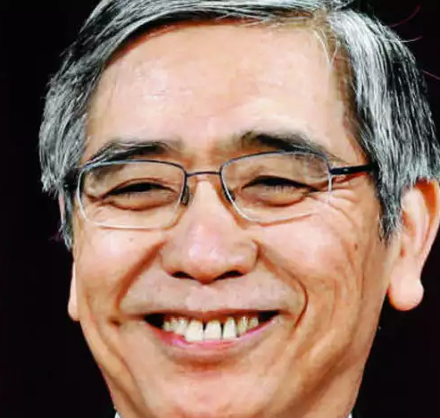 Well, d'uh.Bank ofJapan Governor Kuroda speaking at a BOJ branch managers' meeting: