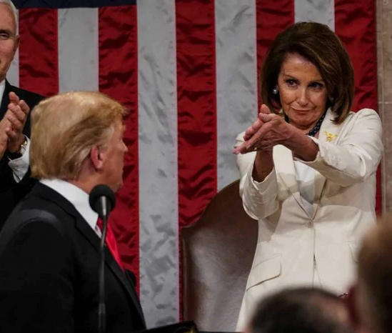 Thomas Gallatin: Pelosi Rejects Impeachment ... For Now