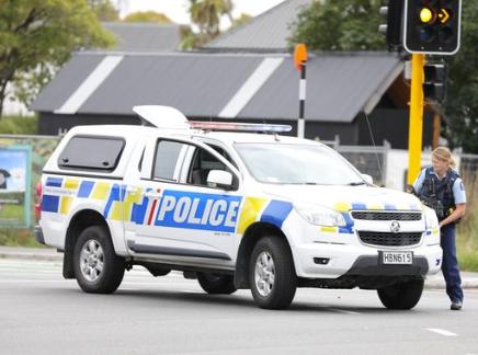 Eyewitness inside the mosque says heard shots fired