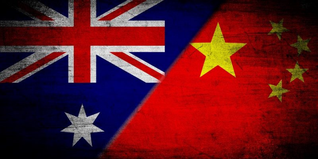 China's Global Times with the alert on what may be ahead for Australia.