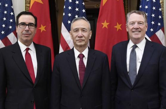 US Treasury Secretary Mnuchin on China trade talks