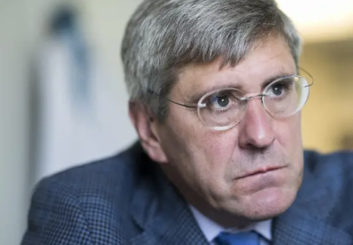 Stephen Moore missed out on being appointed to the Board of the Federal Reserve.